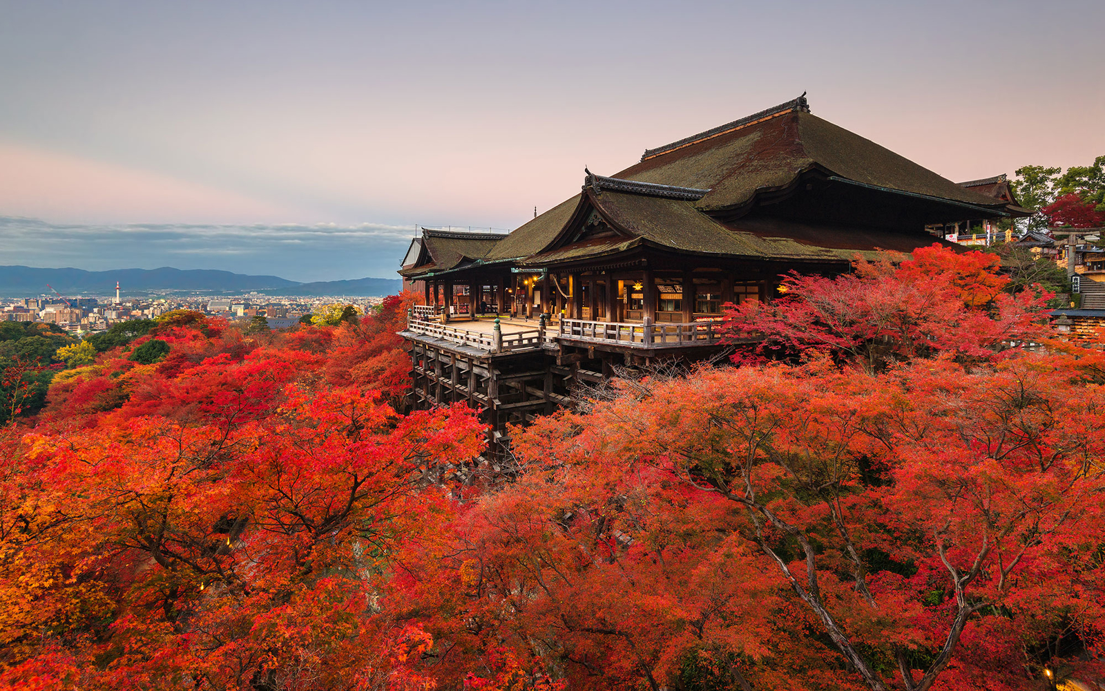 18 Beautiful Photos of Fall From Around The World | Travel + Leisure