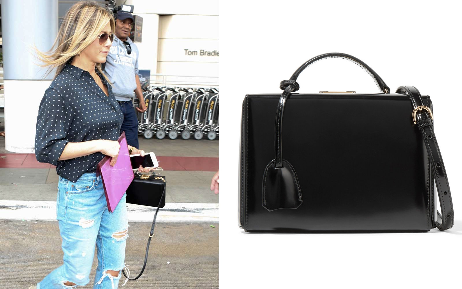 027347cfd7 Celebrities  Favorite Handbags to Travel With