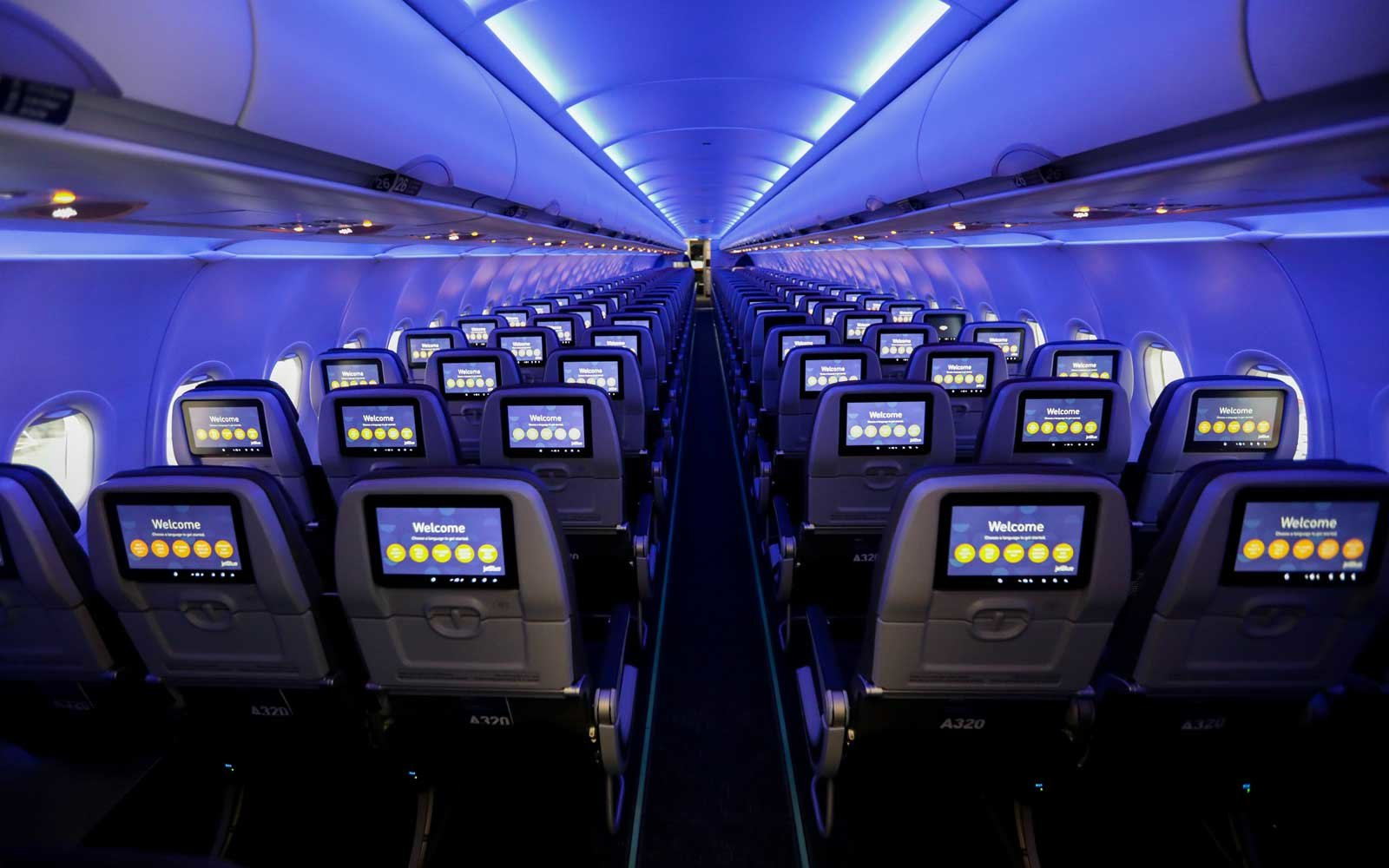 Why JetBlue Is Keeping Seat-back Screens While Other