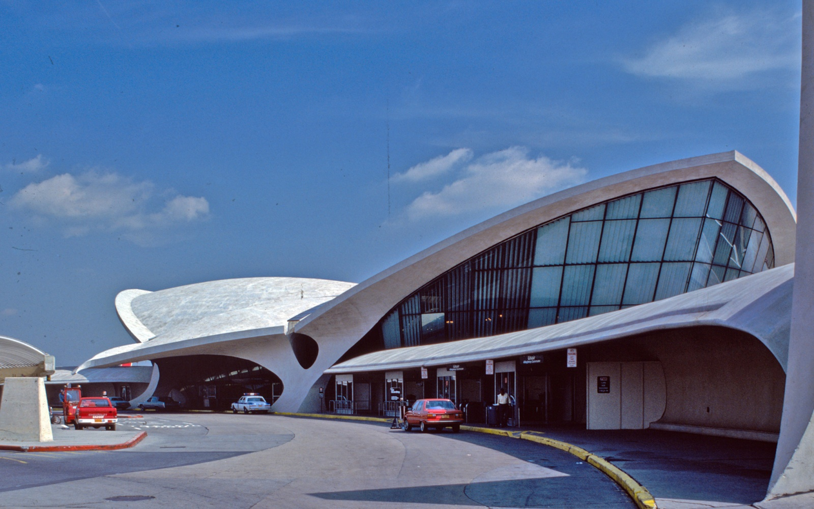 Trans World Airlines Terminal