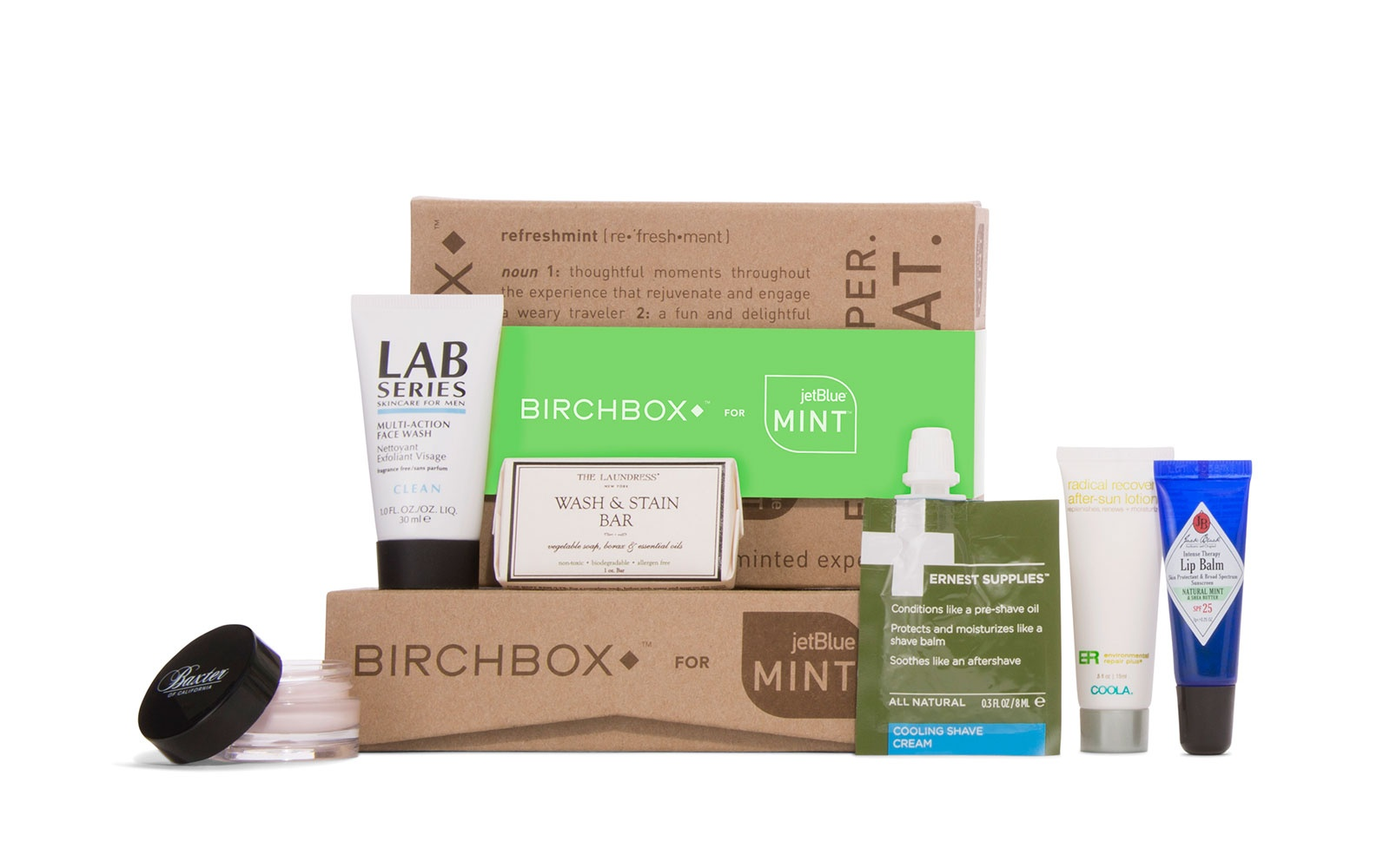 JetBlue: Birchbox for Mint Experience