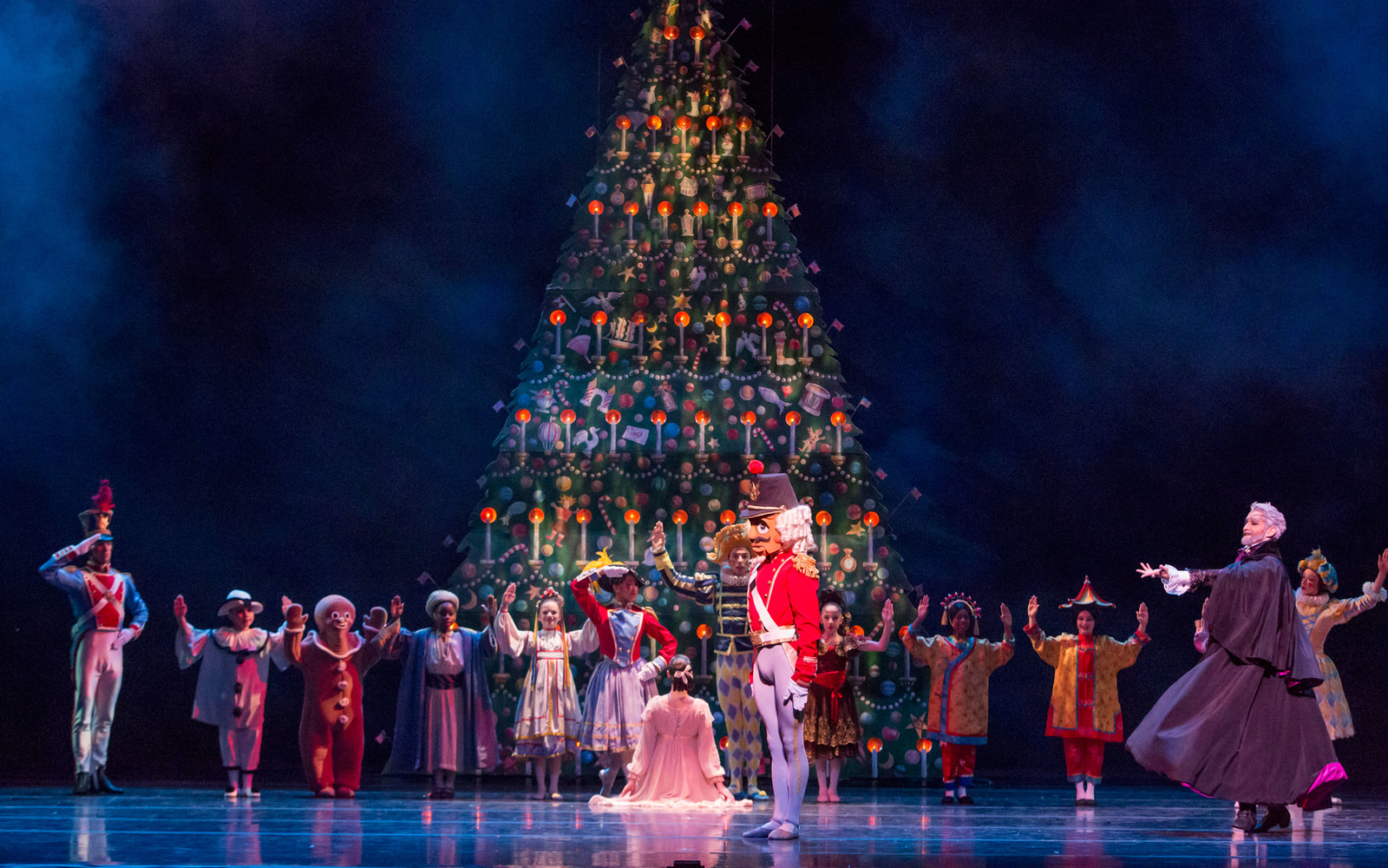 Nutcracker Ballet Joffery