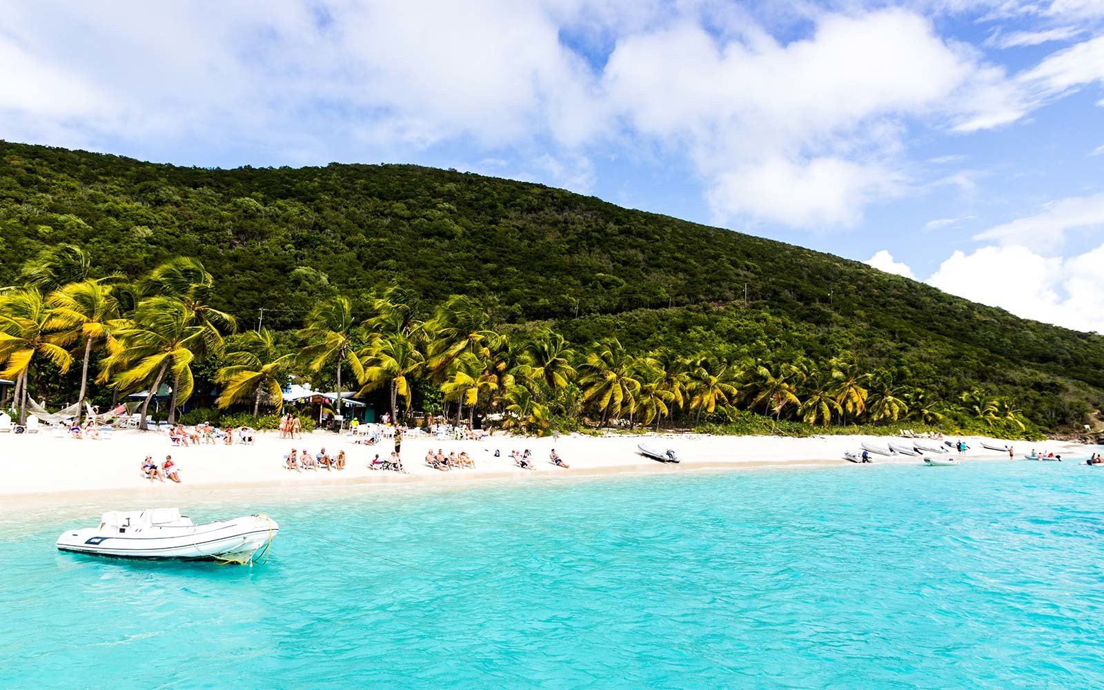 Jost Van Dyke British Virgin Islands Caribbean