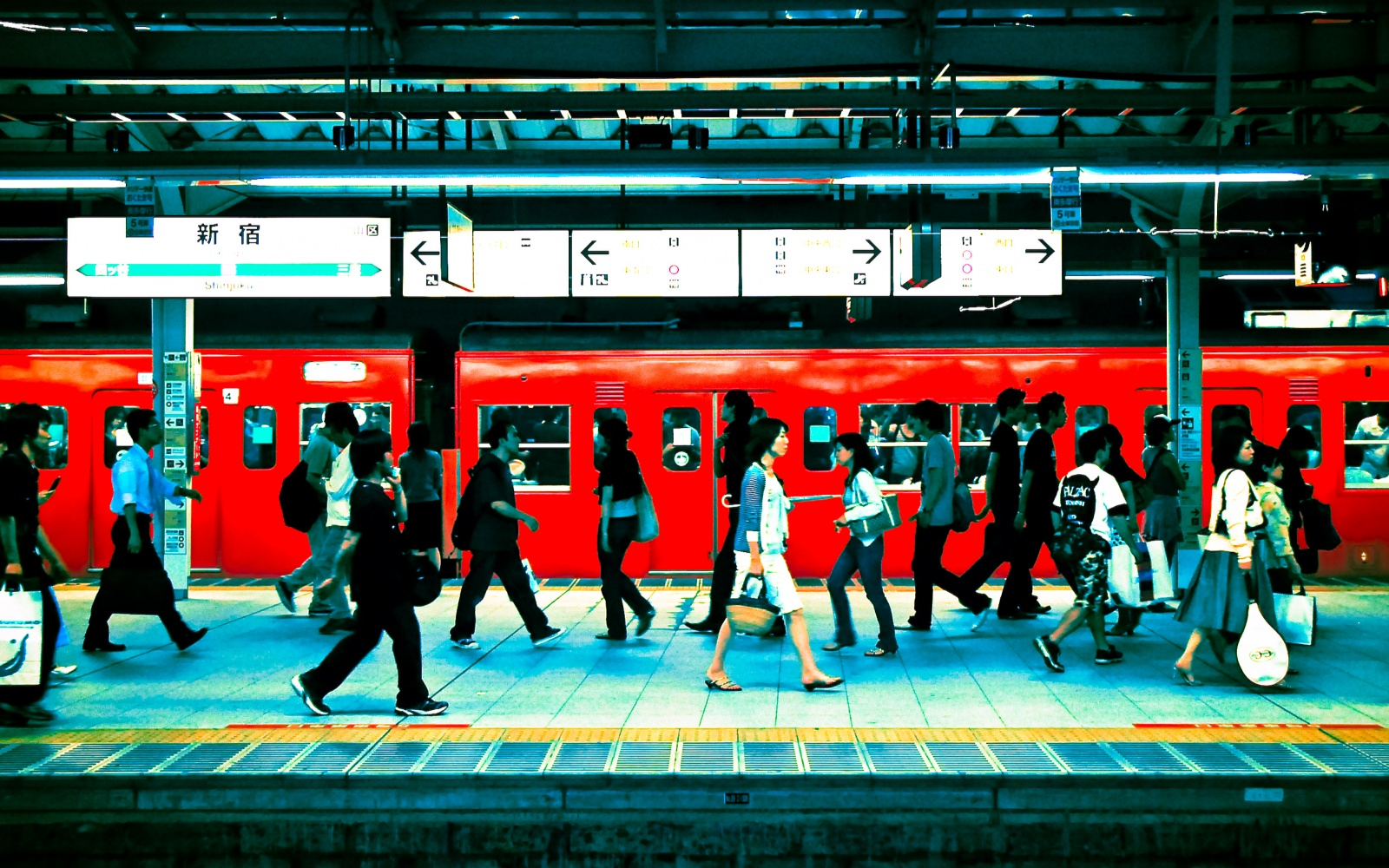 Well Trained: An Essential Guide to Etiquette on Japan's Rail System