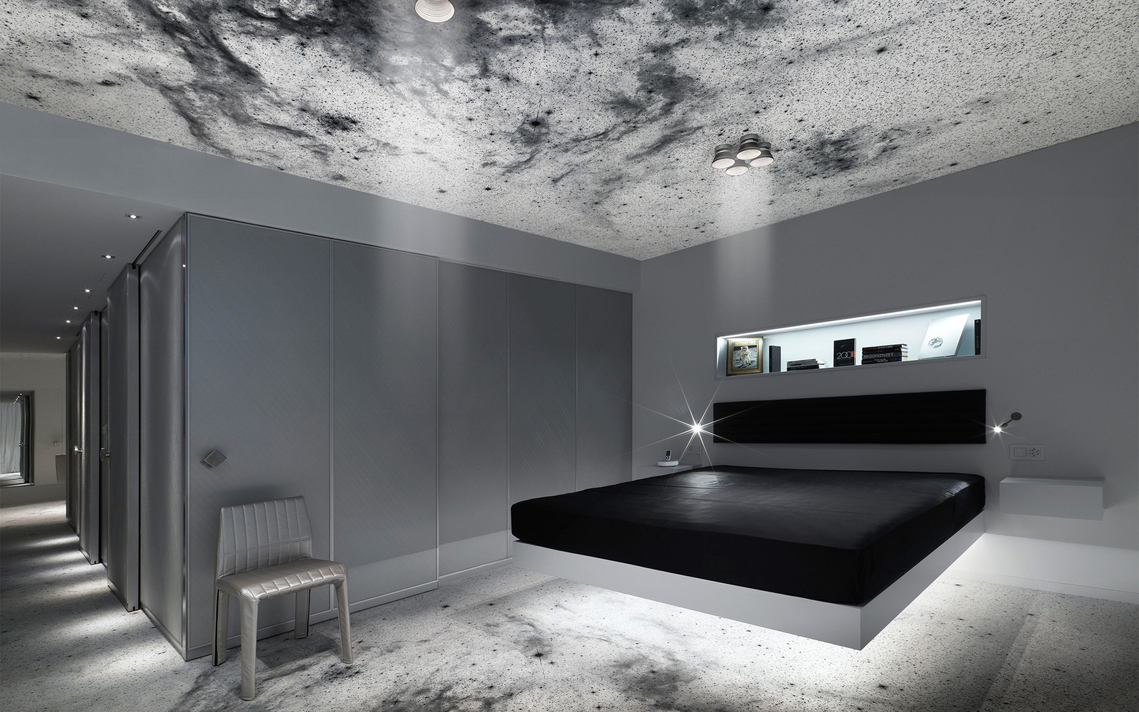 Seven Space Themed Hotels That Are Out Of This World