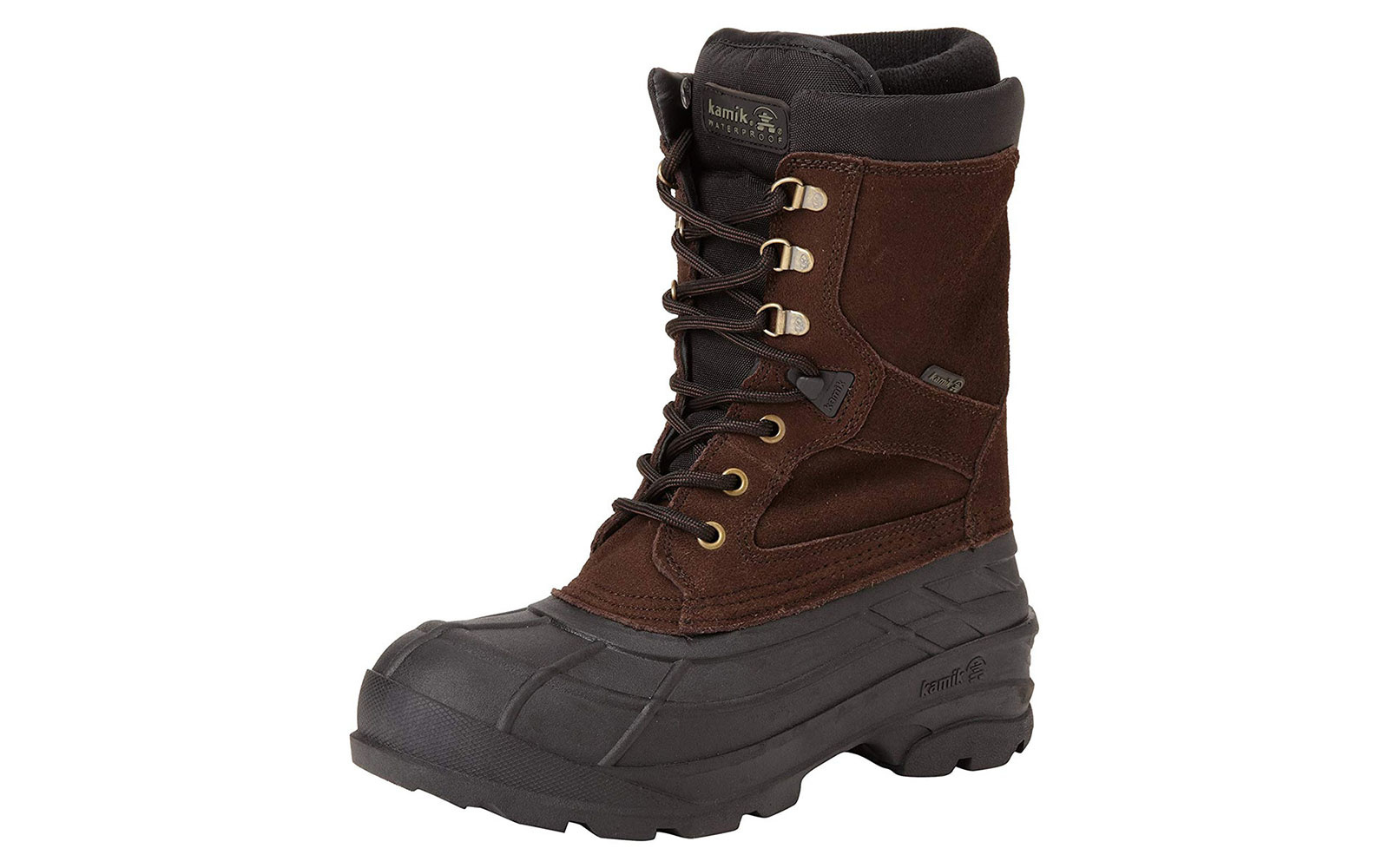 Best Overall: Kamik Men's Nationplus Snow Boot