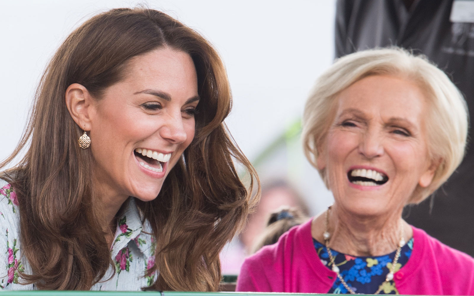 Kate Middleton is teaming up with Mary Berry to film a holiday cooking TV special