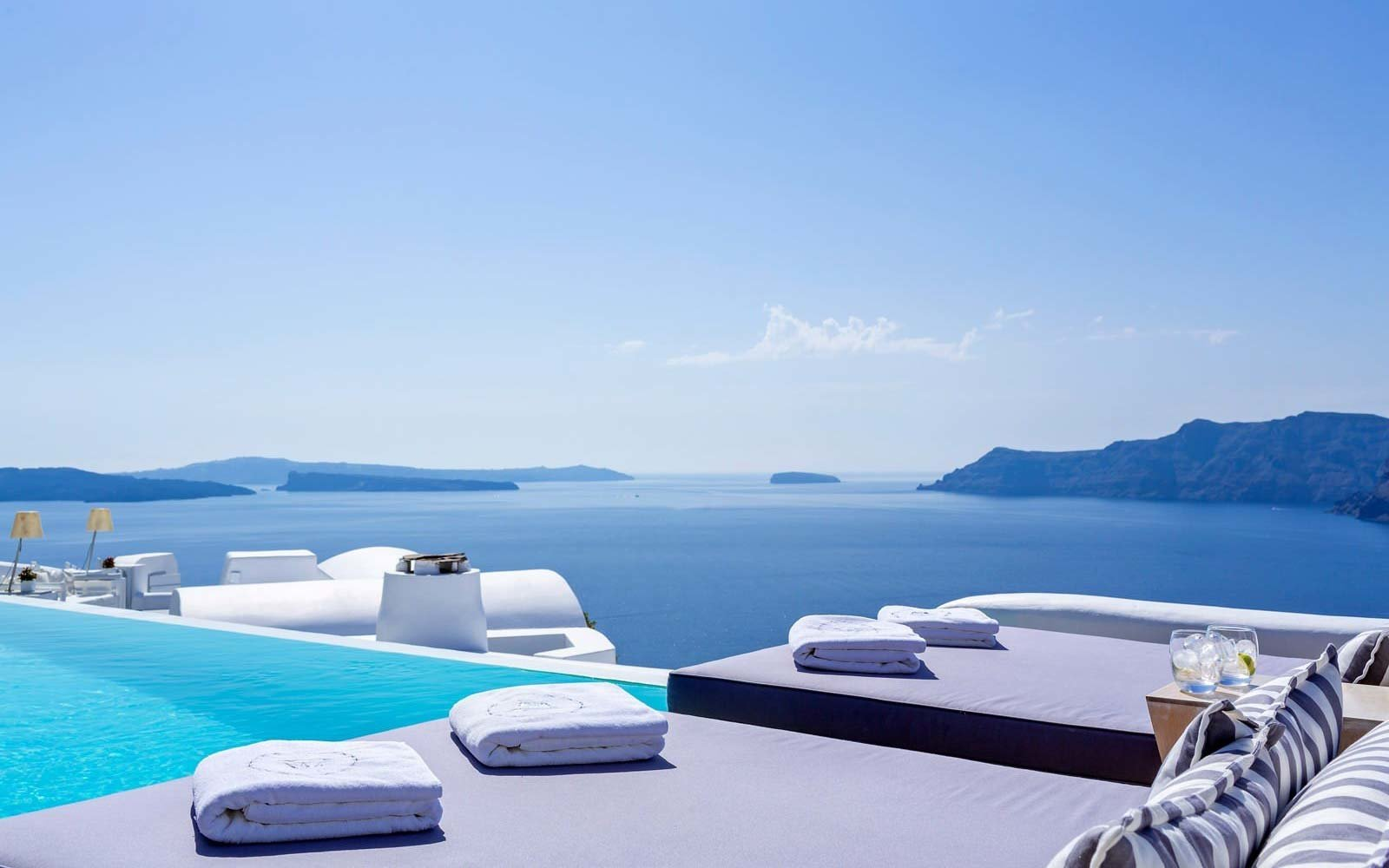 The 2018 World S Best Resort Hotels In Greece Travel
