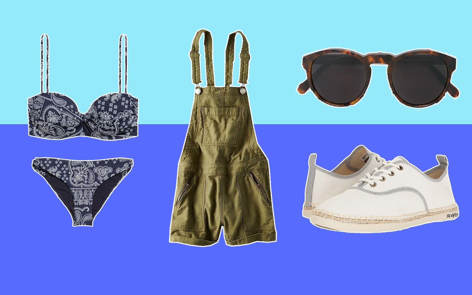 Swimsuit Style Fashion Cool Hipster Millennial