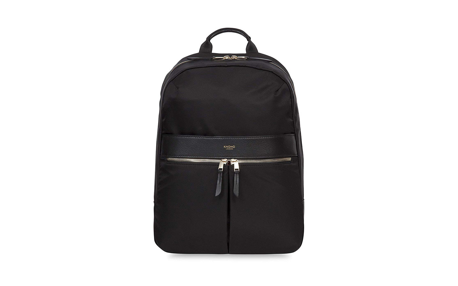 b73520f4fd Knomo London Mayfair Nylon Beauchamp Backpack