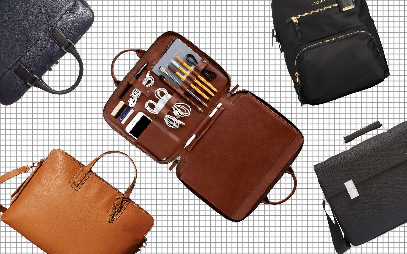 Laptop Bag Travel Style