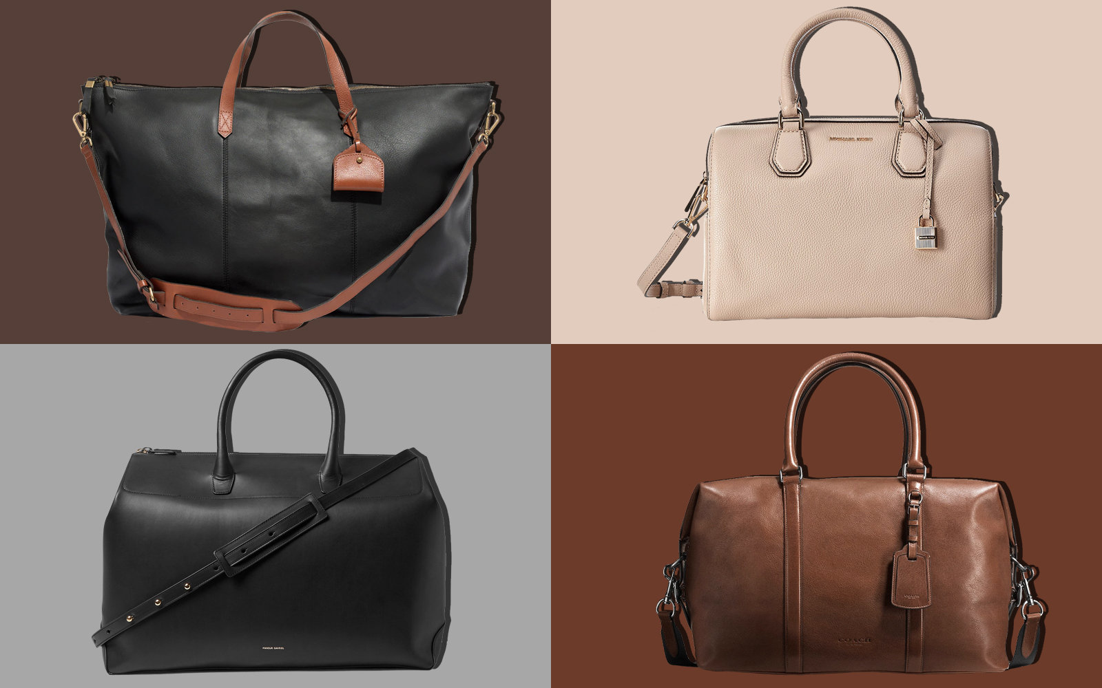 c22235418f The 12 Best Leather Duffel Bags for Sophisticated Travelers
