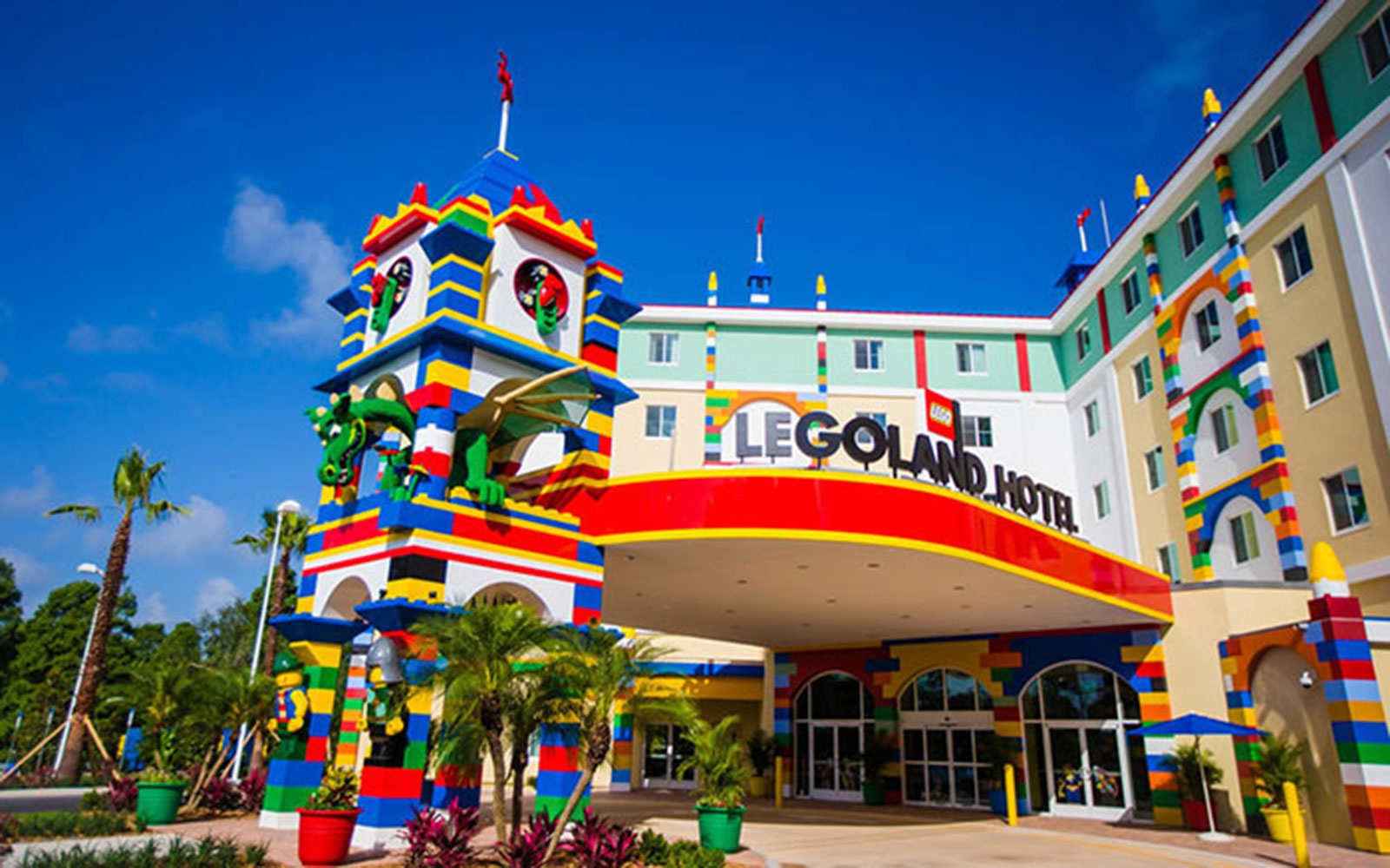 features from florida s new legoland hotel travel leisure