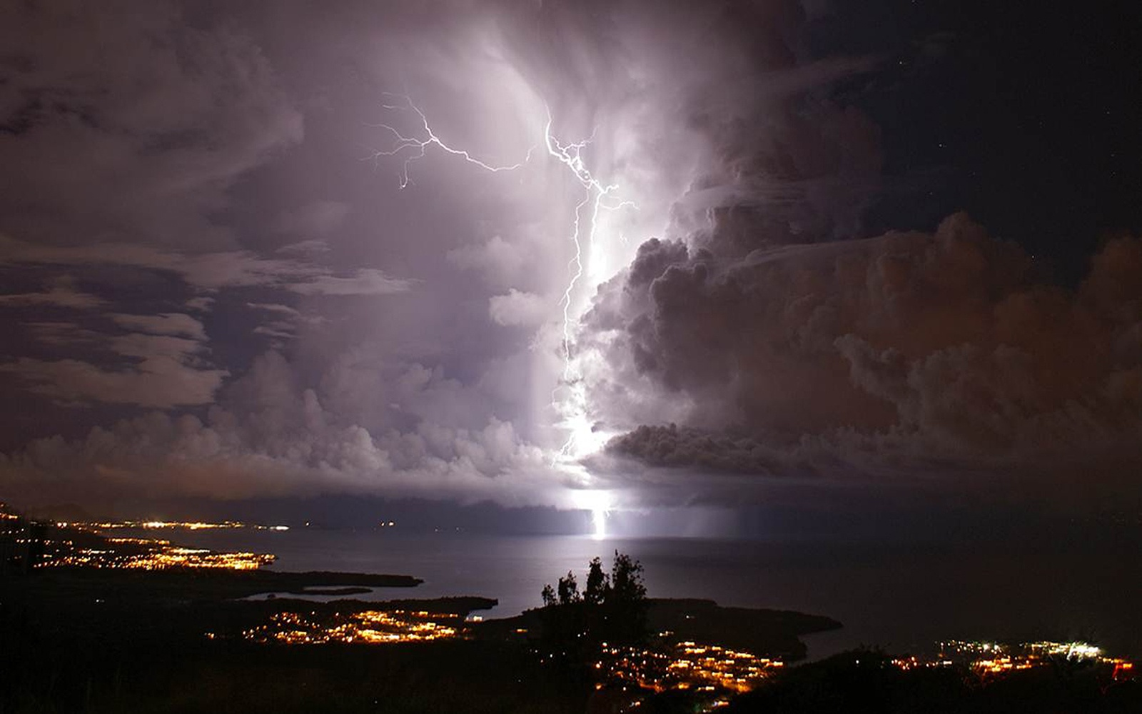 "Catatumbo Lightning, ""Everlasting Storm"""