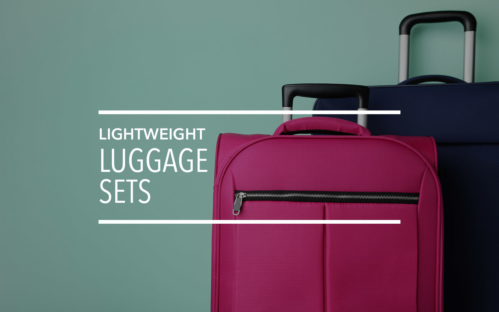 f59780ba2c4 The Best Lightweight Luggage You Can Buy in 2019