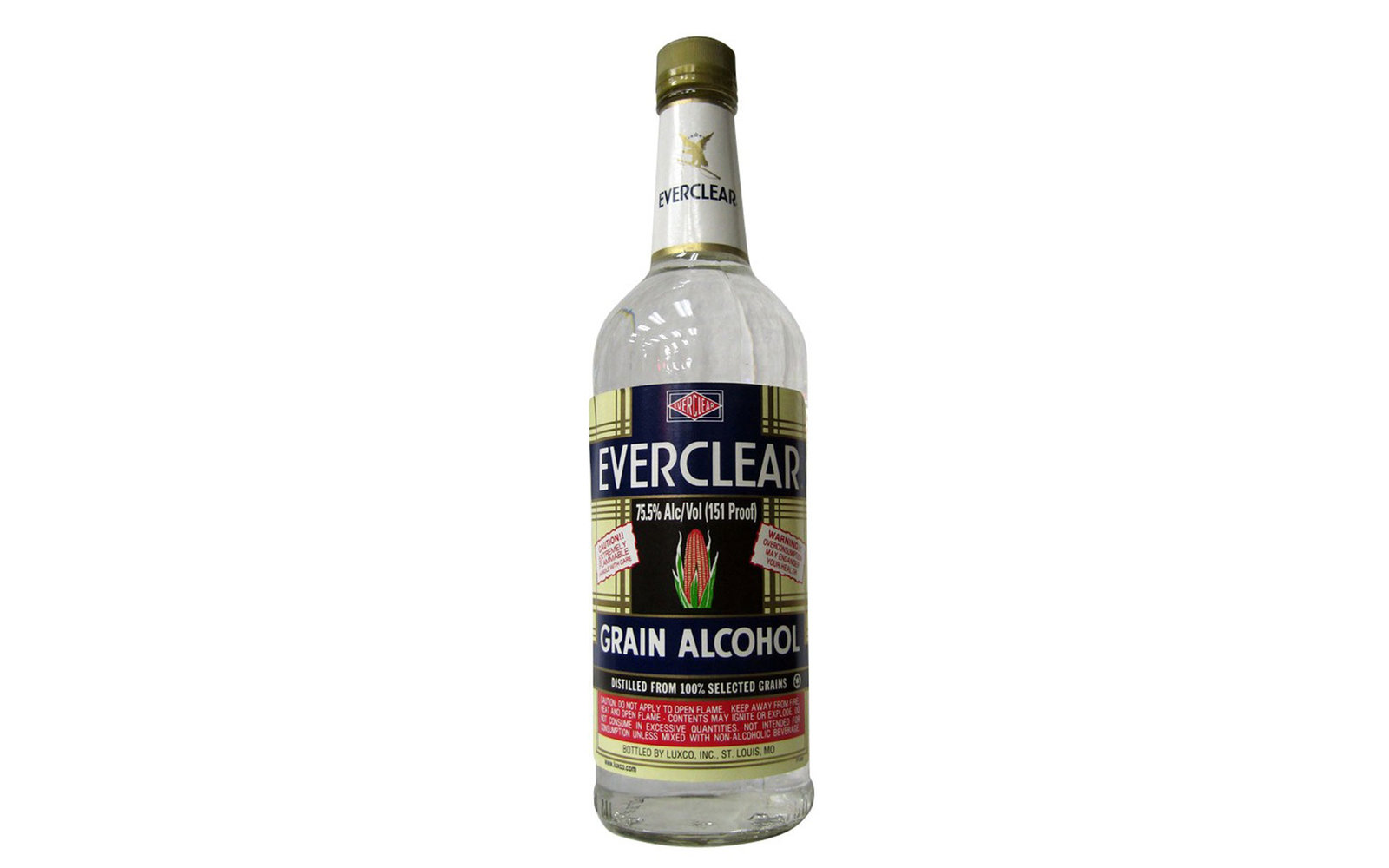 Everclear grain alcohol brands