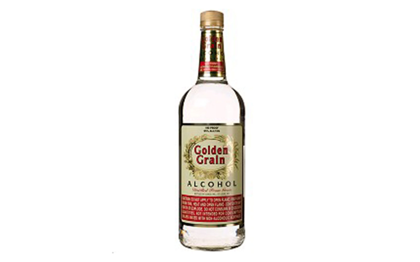 Golden Grain grain alcohol