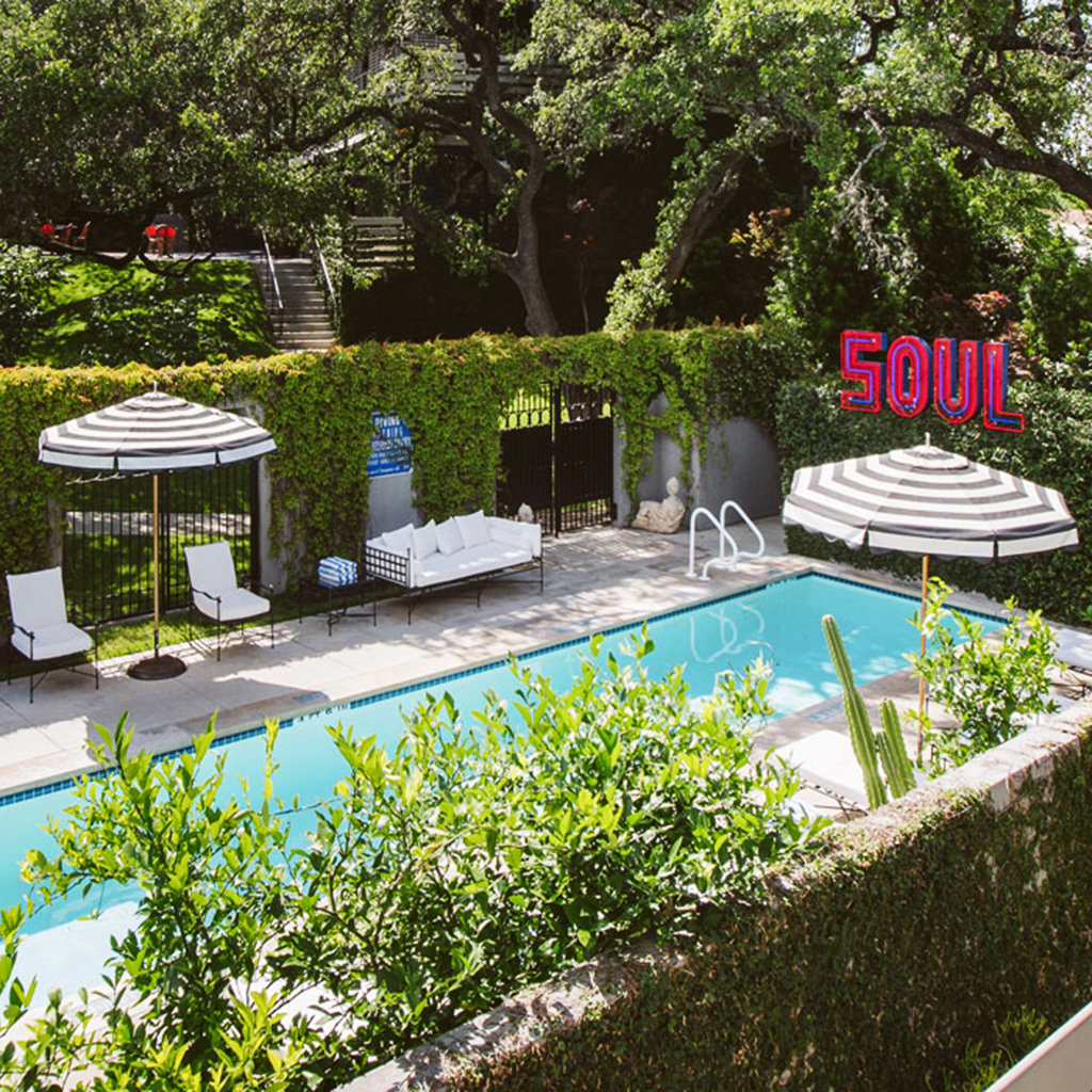 Best Hotel Pools In Austin Travel Leisure