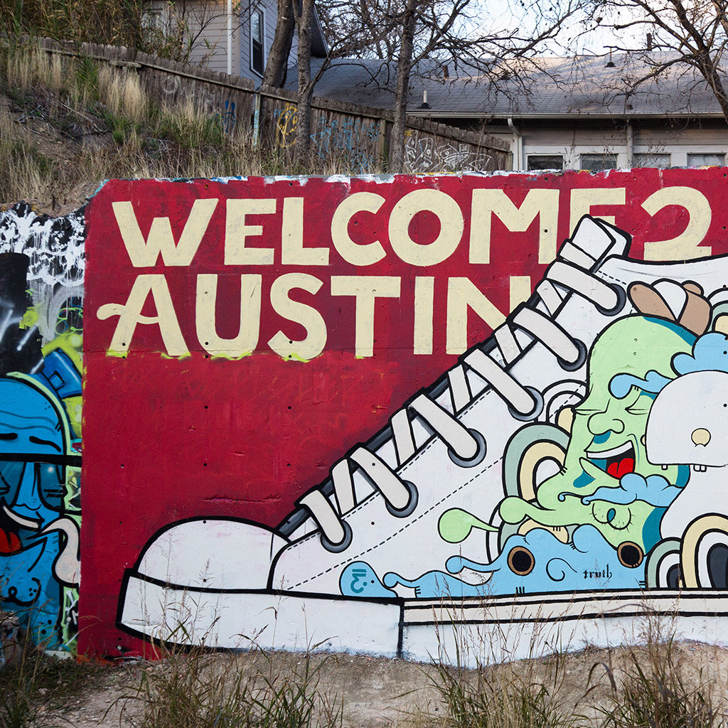 Exploring Austinu0027s Street Art and Murals & Exploring Austinu0027s Street Art and Murals | Travel + Leisure
