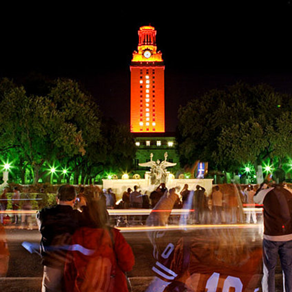 Things to do around the university of texas at austin for Winter vacation spots in texas