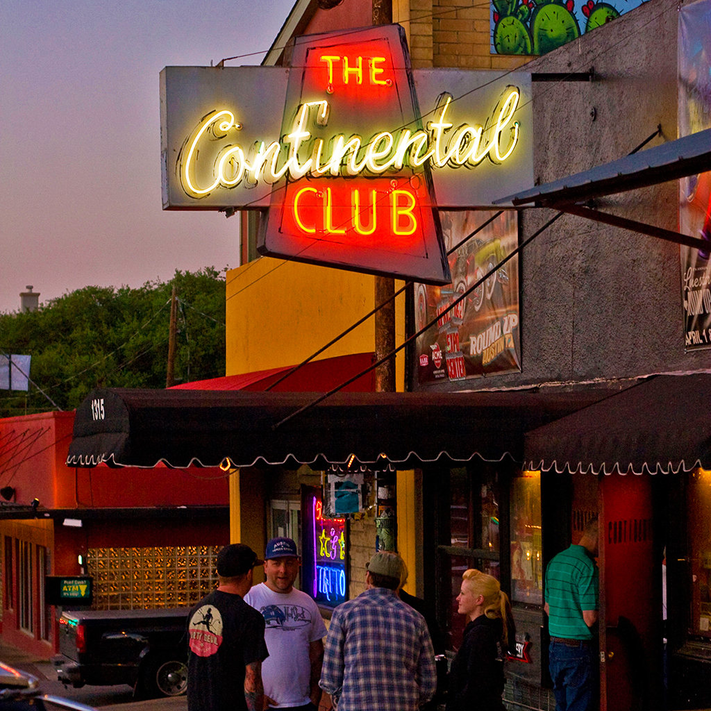 Top 5 Music Venues in Austin
