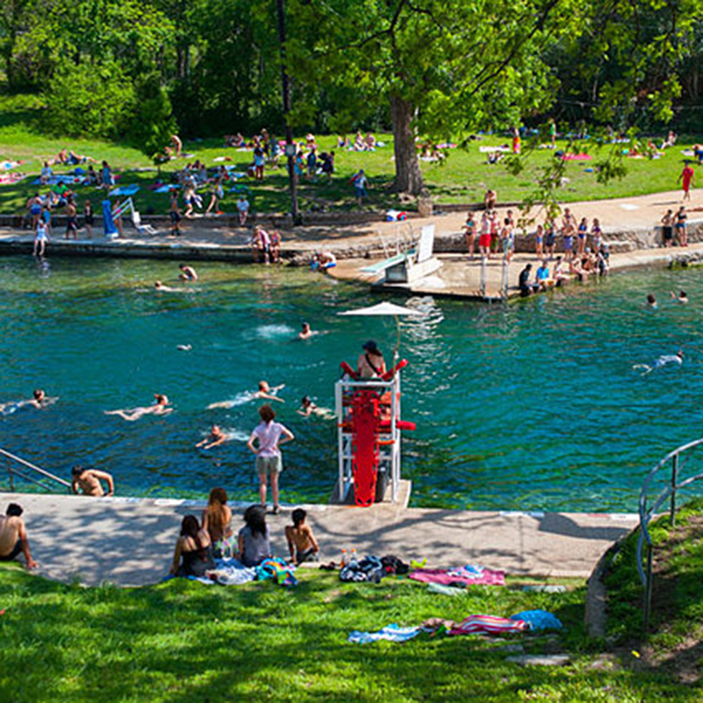 Top 5 Outdoor Activities in Austin