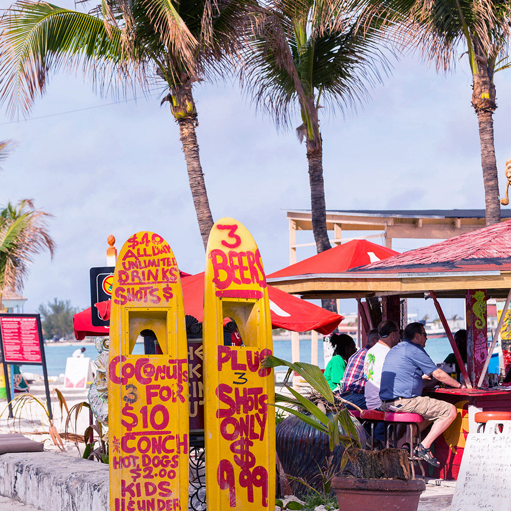 Best Bars in the Bahamas