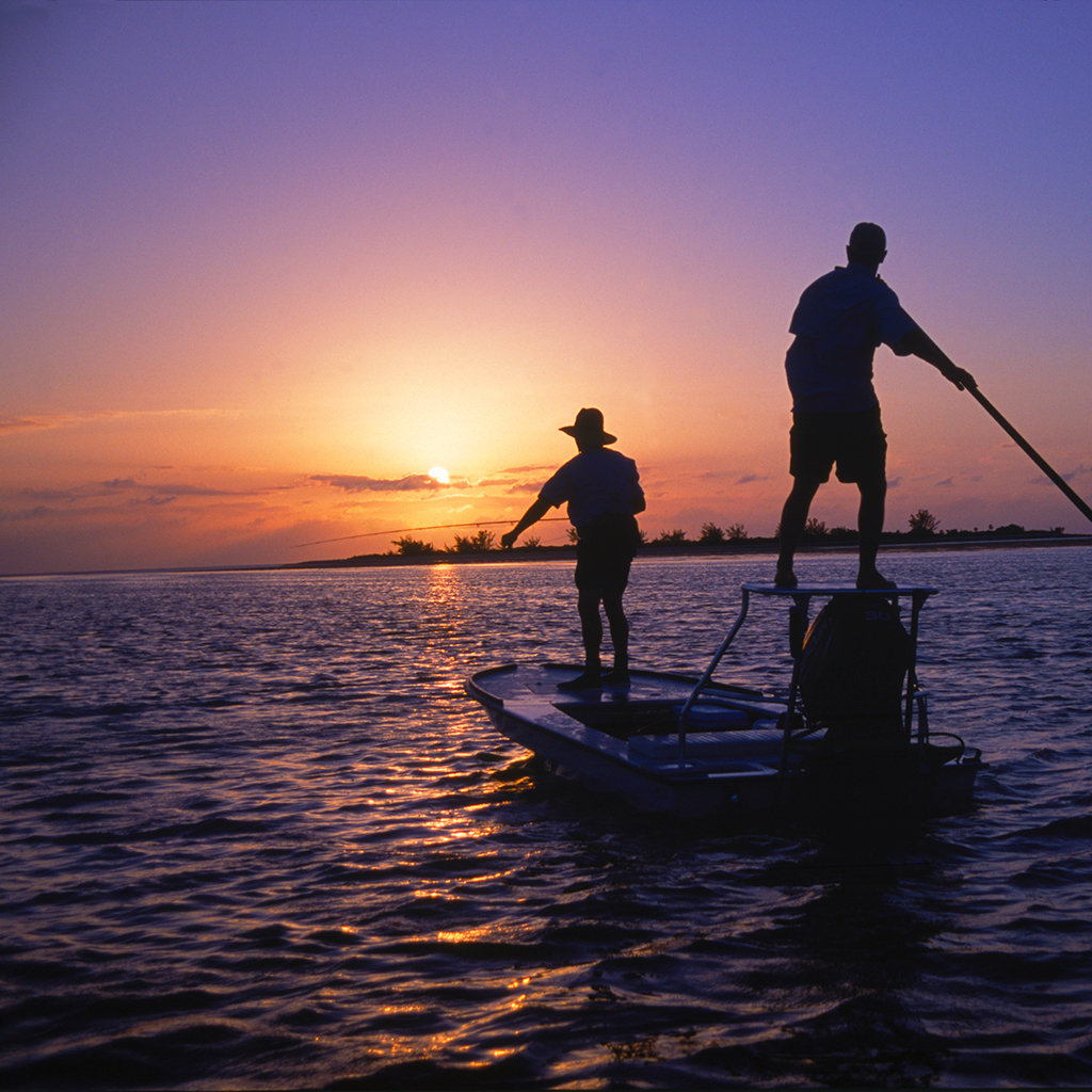 Best fishing in the bahamas travel leisure for Fishing in the bahamas