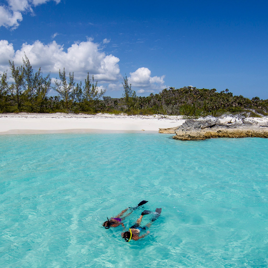 Top Snorkeling in the Bahamas