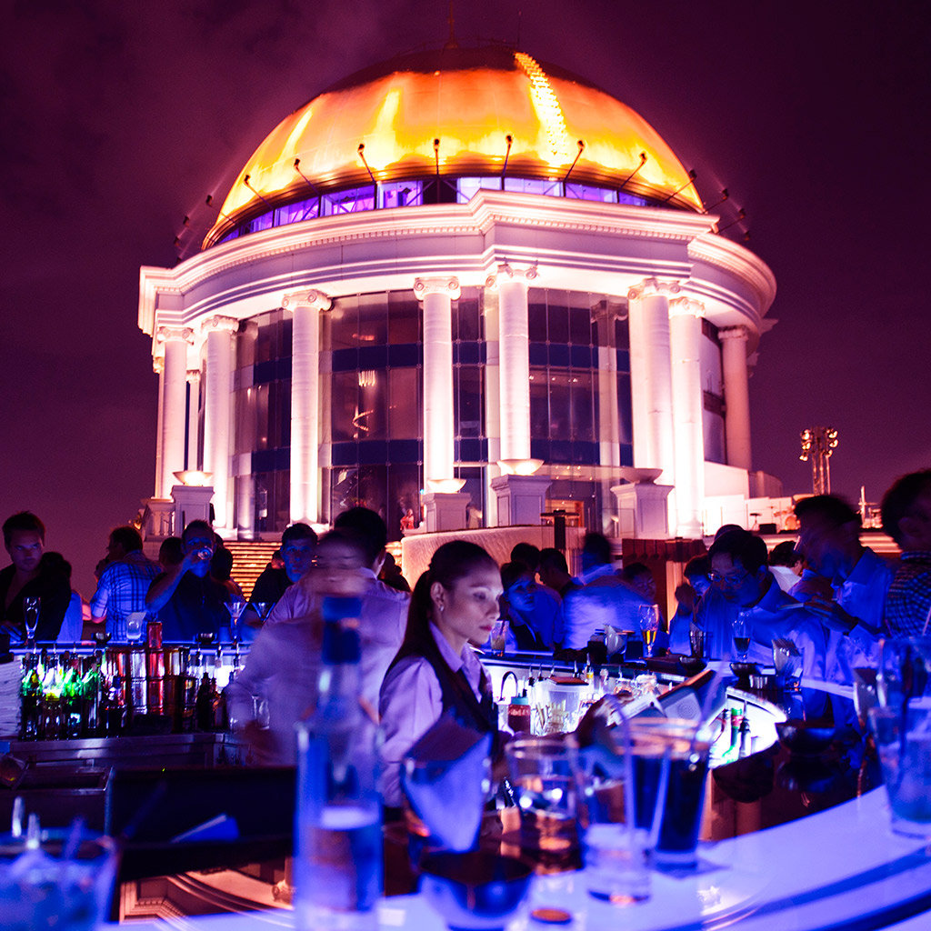 Best Hotel Bars in Bangkok