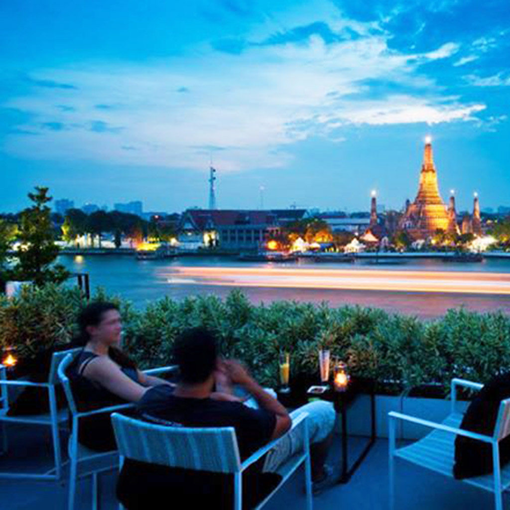 Bangkok Restaurants With Views Travel Leisure