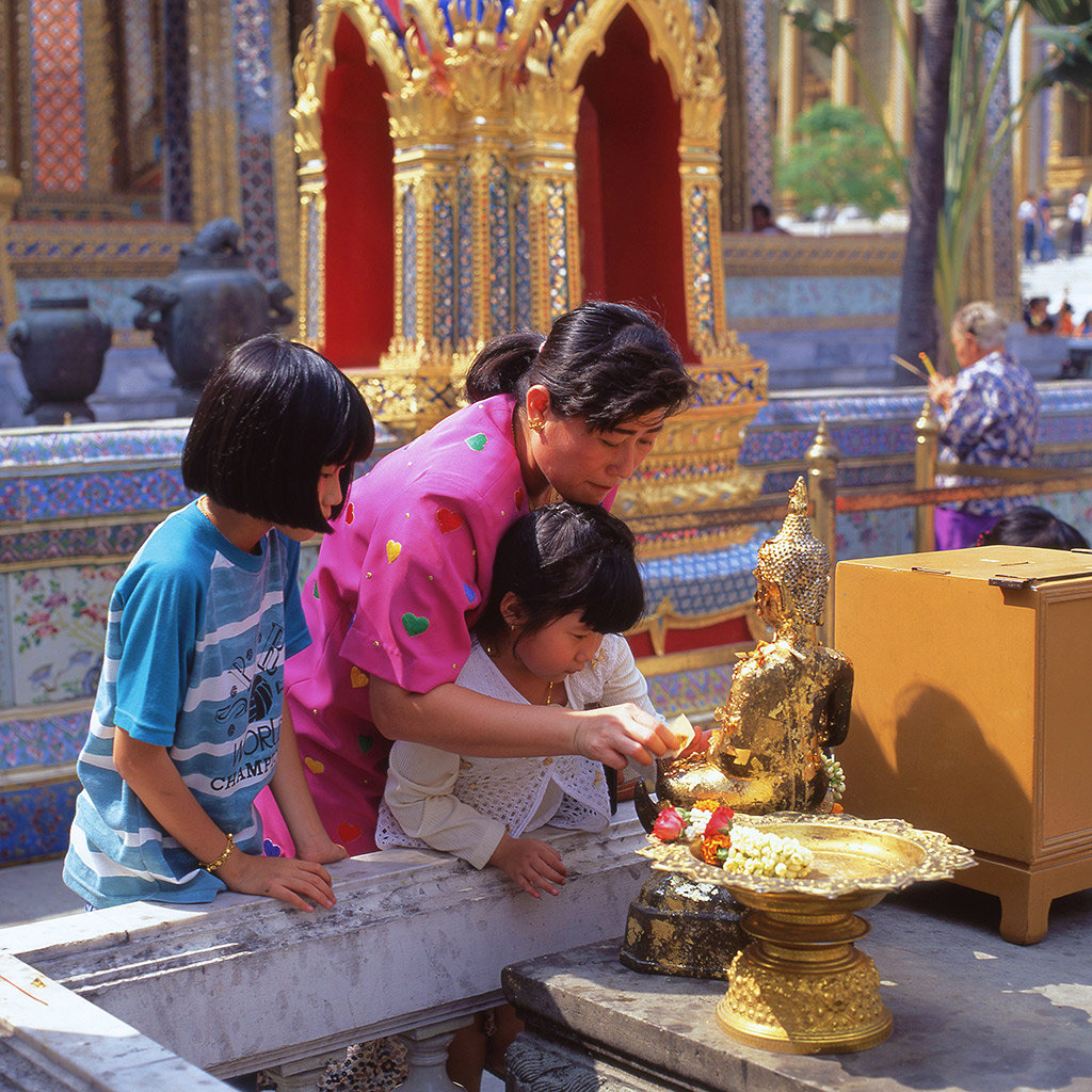 What to Do with Kids in Bangkok