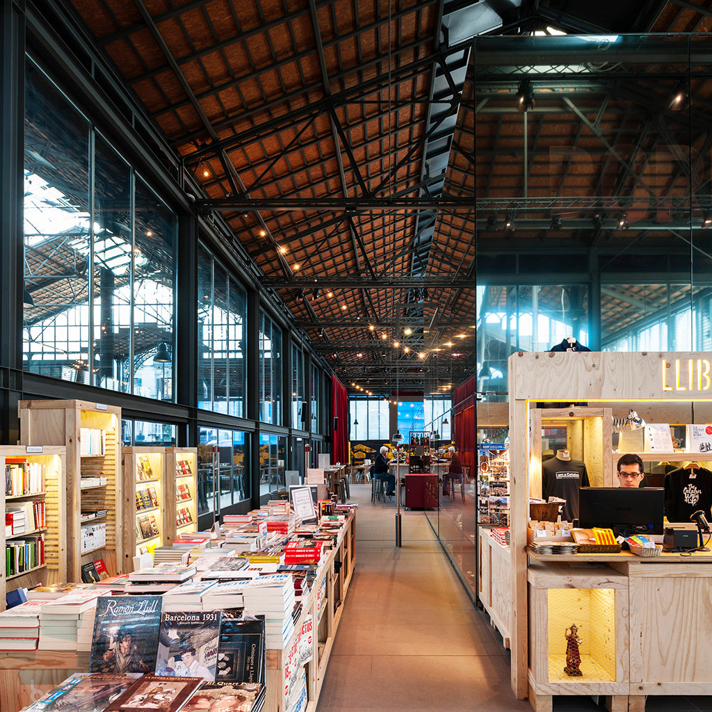 Best Bookstores in Barcelona