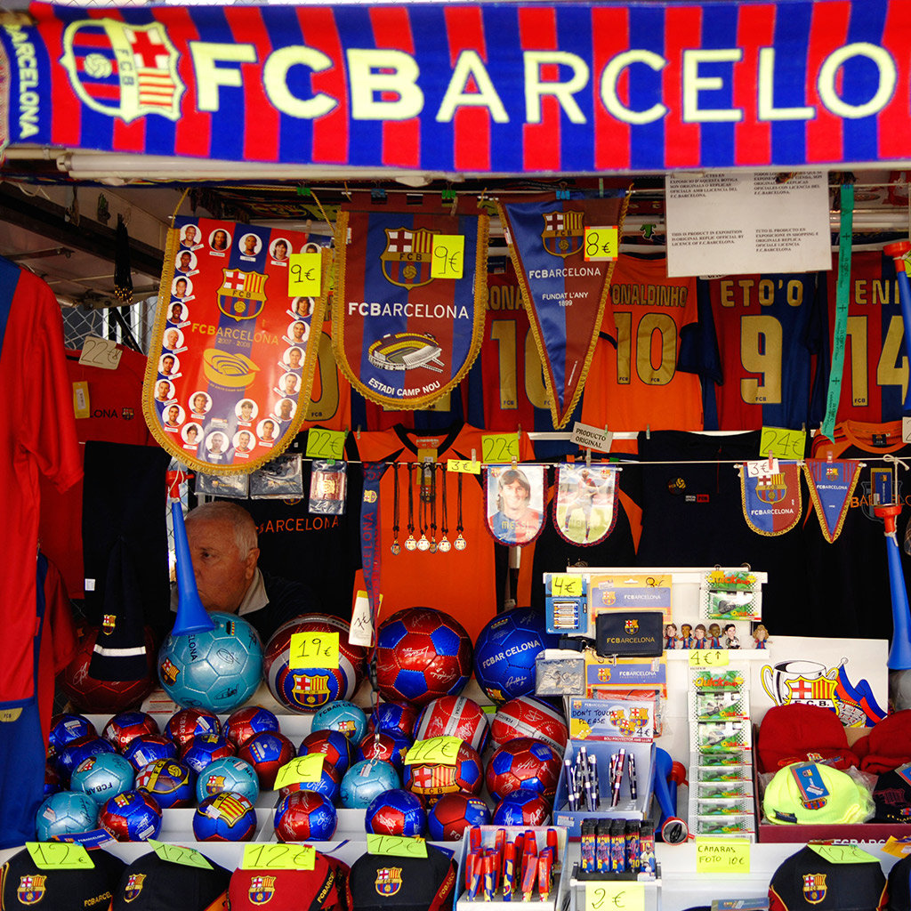 Best Souvenir Shopping In Barcelona Travel Leisure