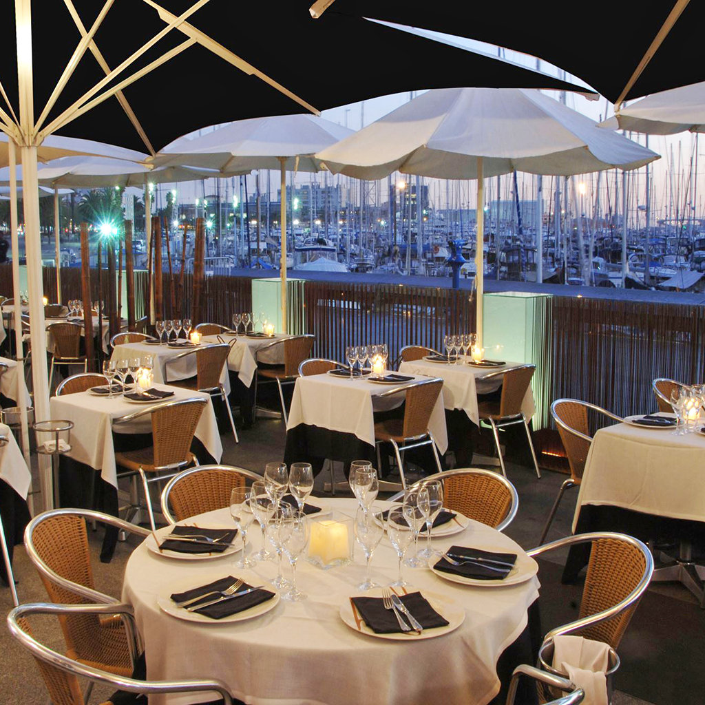 Best Waterfront Restaurants In Barcelona Travel Leisure