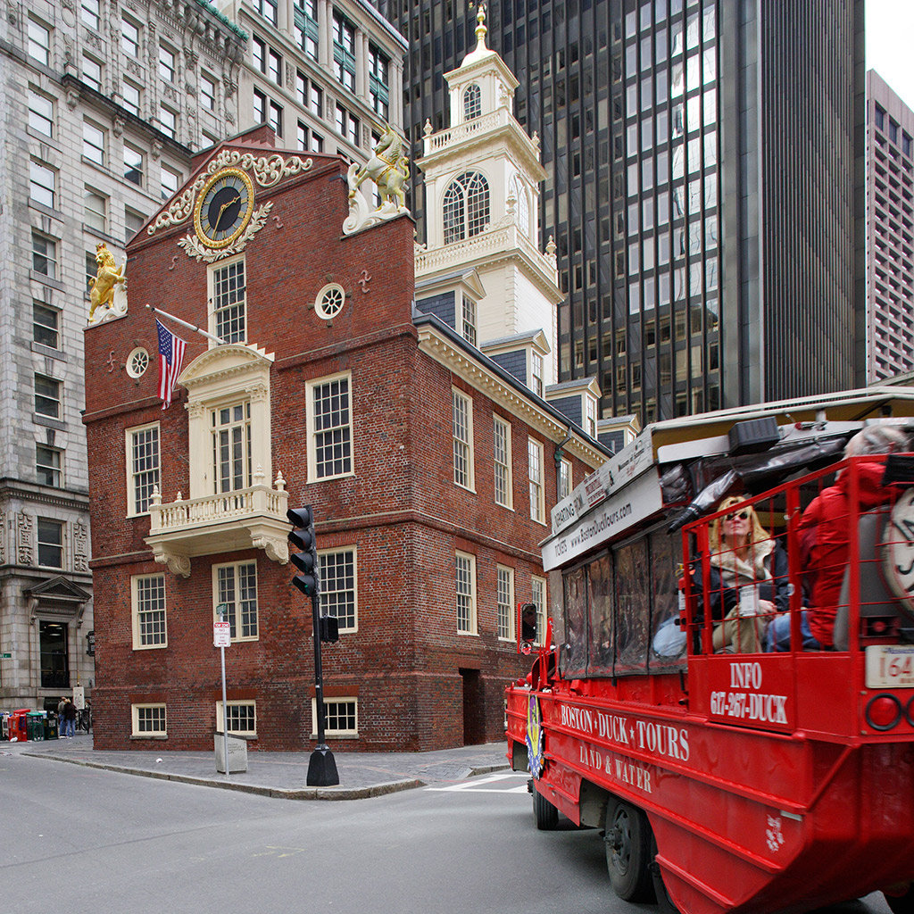 Best City Tours in Boston