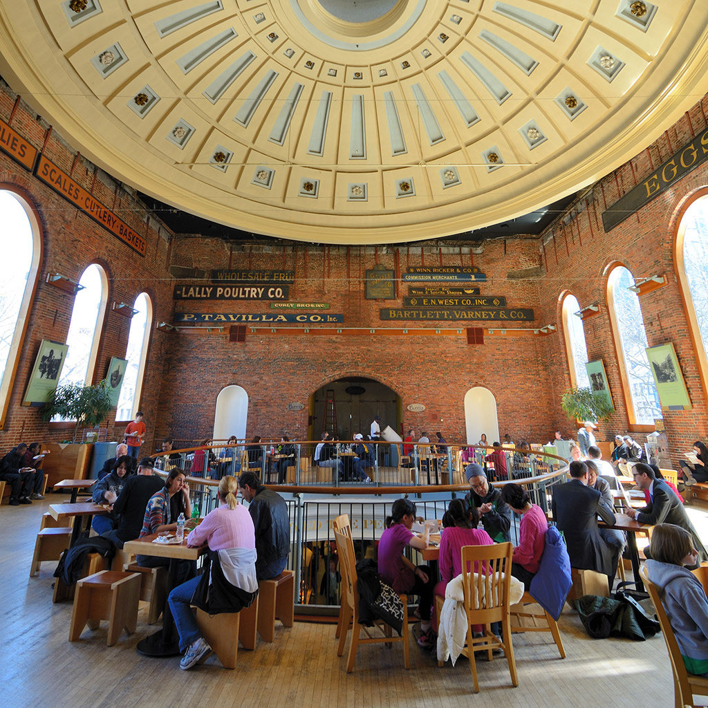 Best Shopping Sites >> Best of Boston's Quincy Market | Travel + Leisure