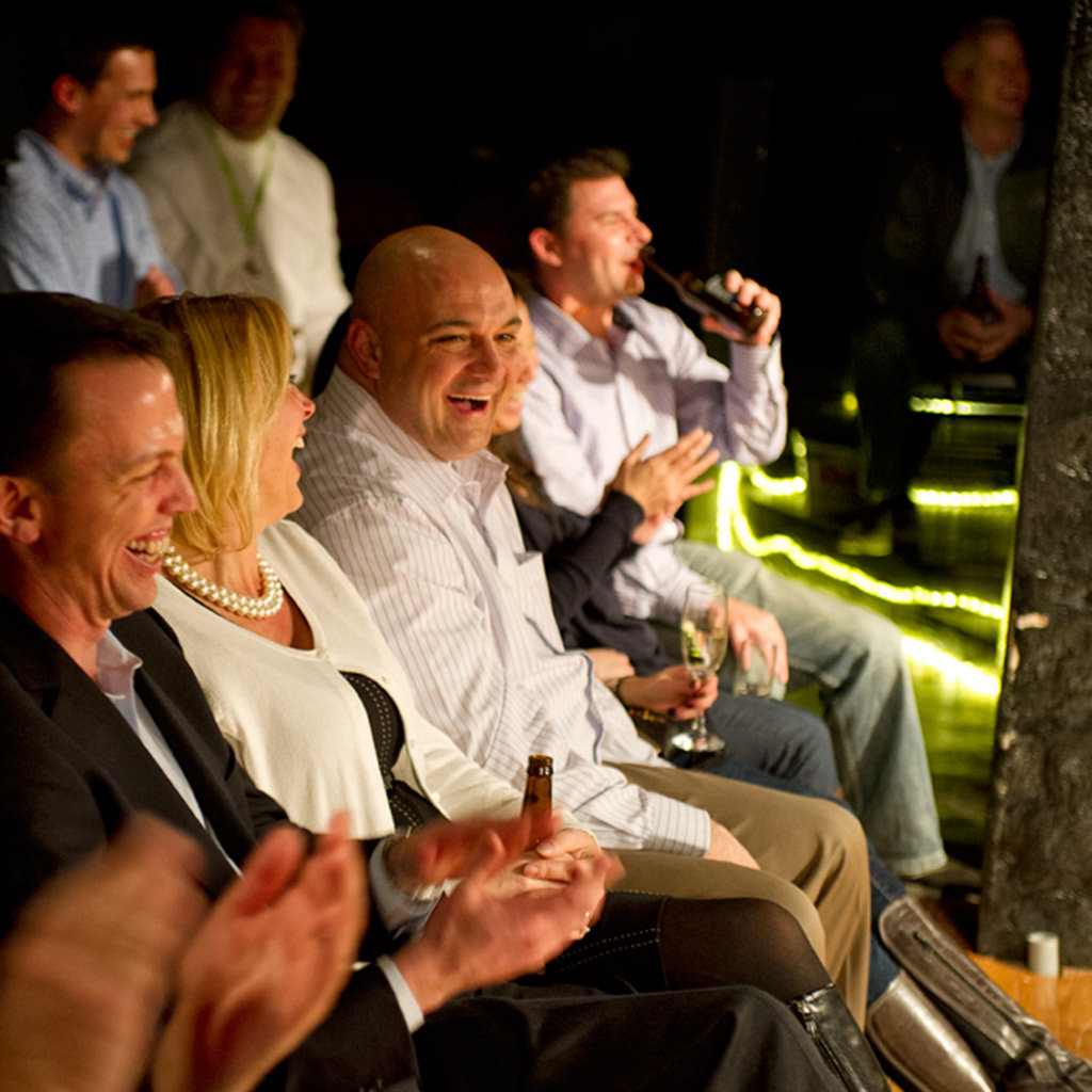 Top Comedy Clubs in Boston