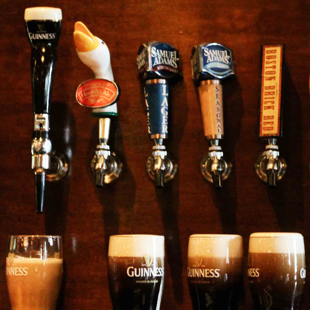 Top Irish Bars in Boston