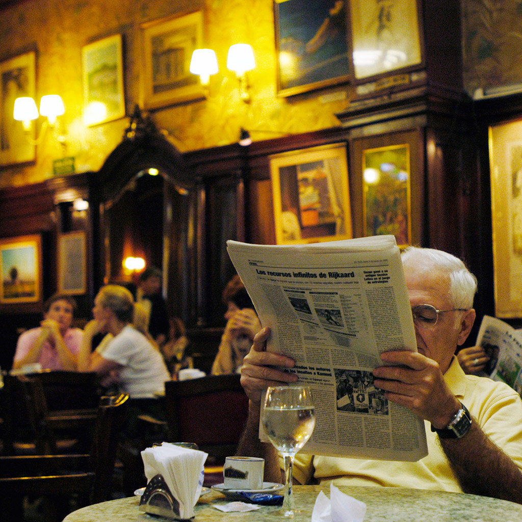 Best Traditional Cafés in Buenos Aires