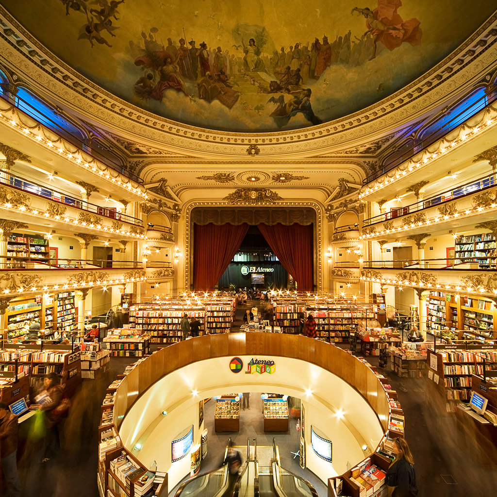 Top Bookstores in Buenos Aires
