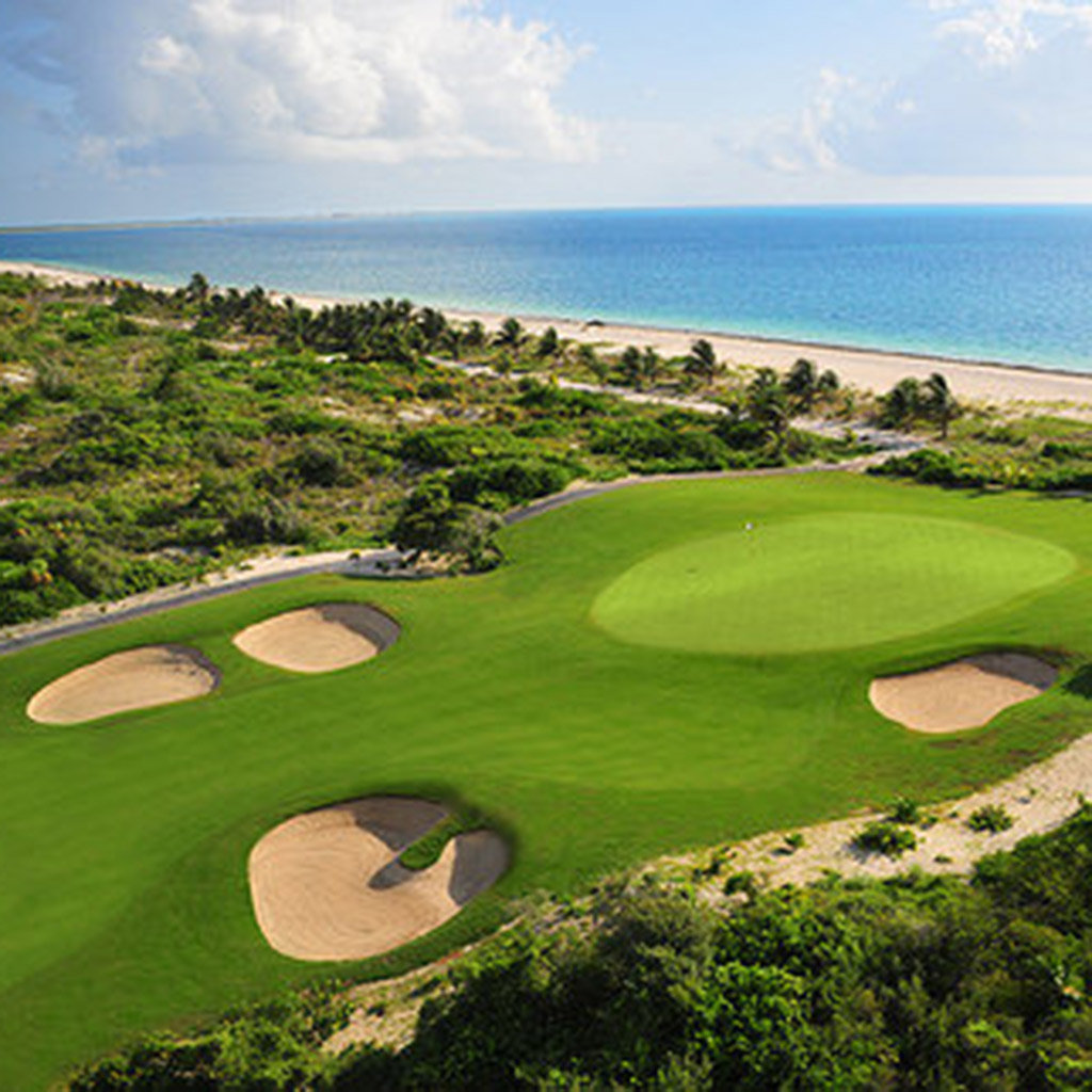 Best Places to Golf in Cancun