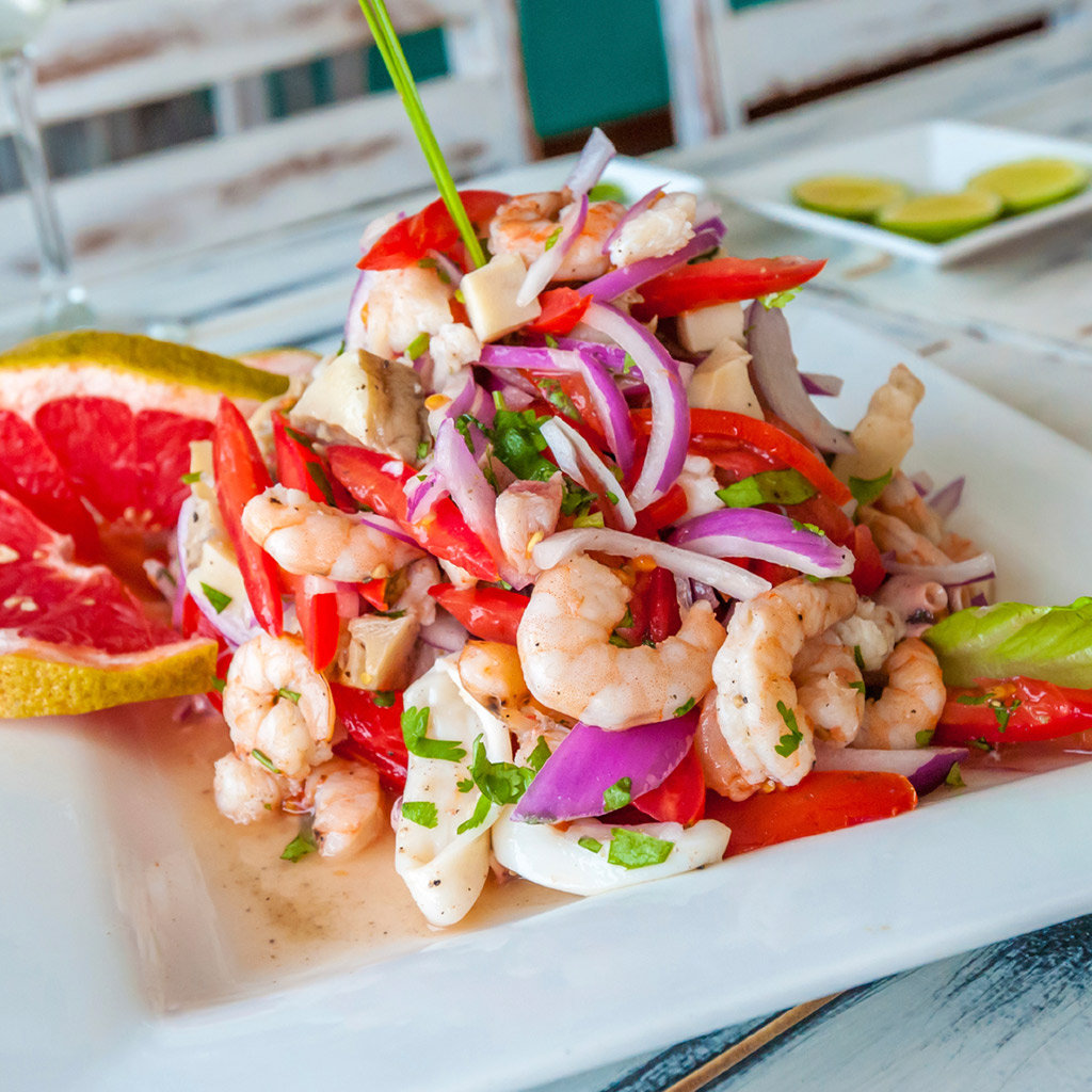 Best Seafood Restaurant In Cancun