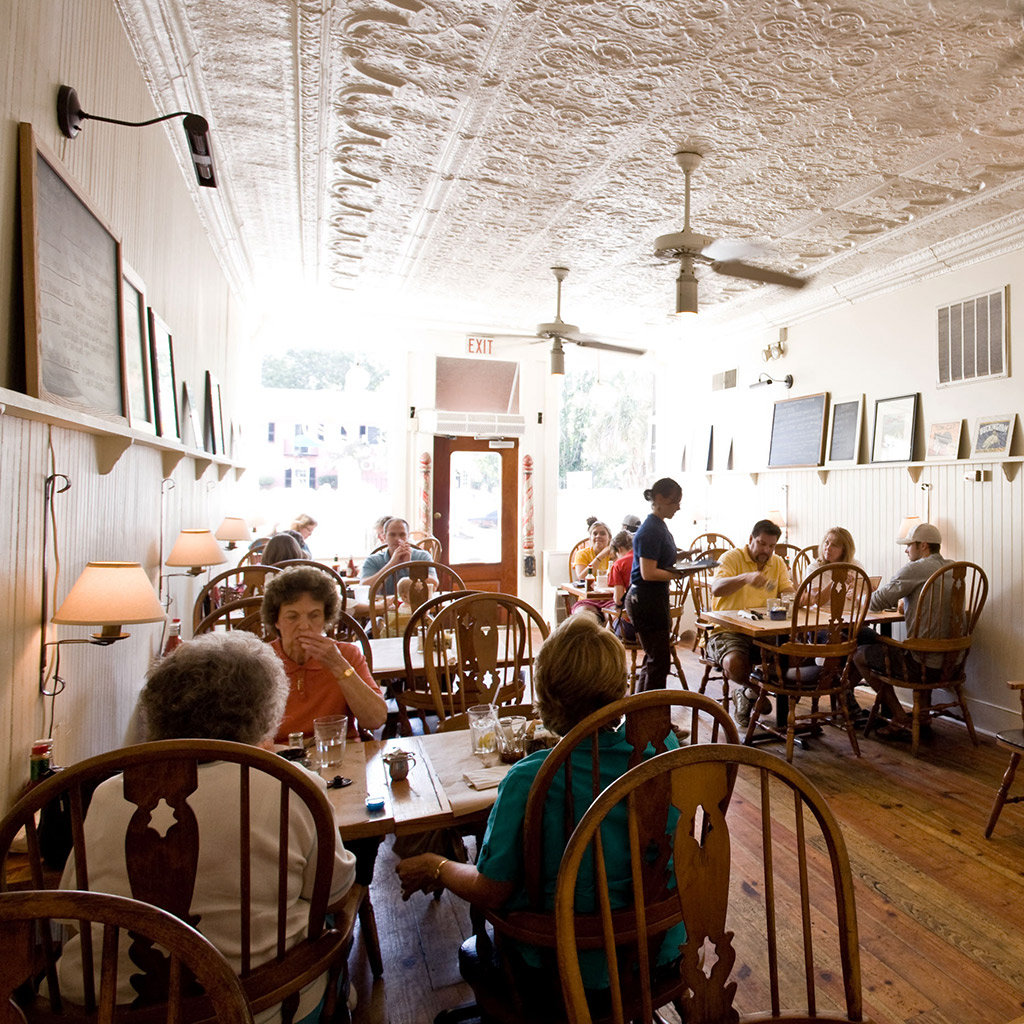 Best Food Stops In Charleston's Cannonborough