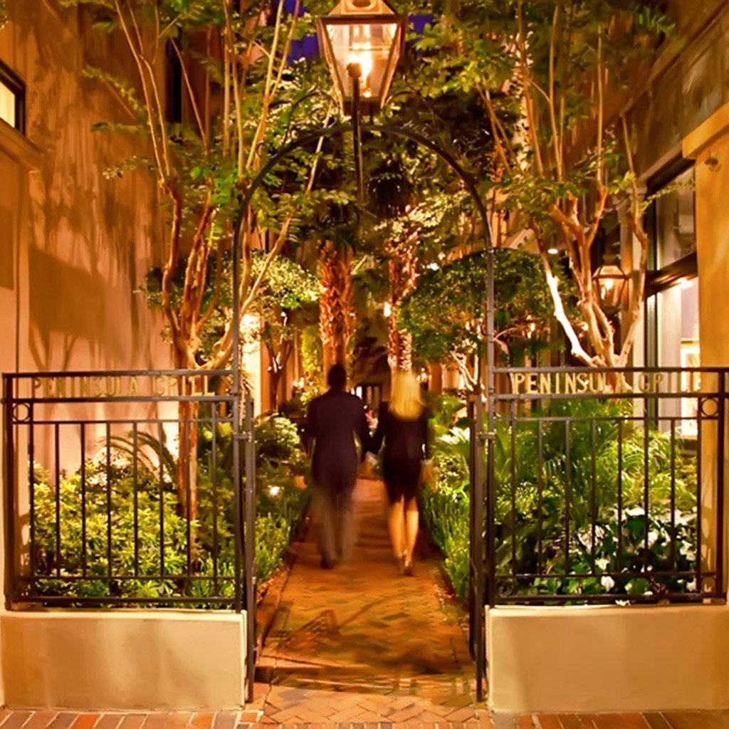 Most Romantic Places In The World 2014: Most Romantic Restaurants In Charleston