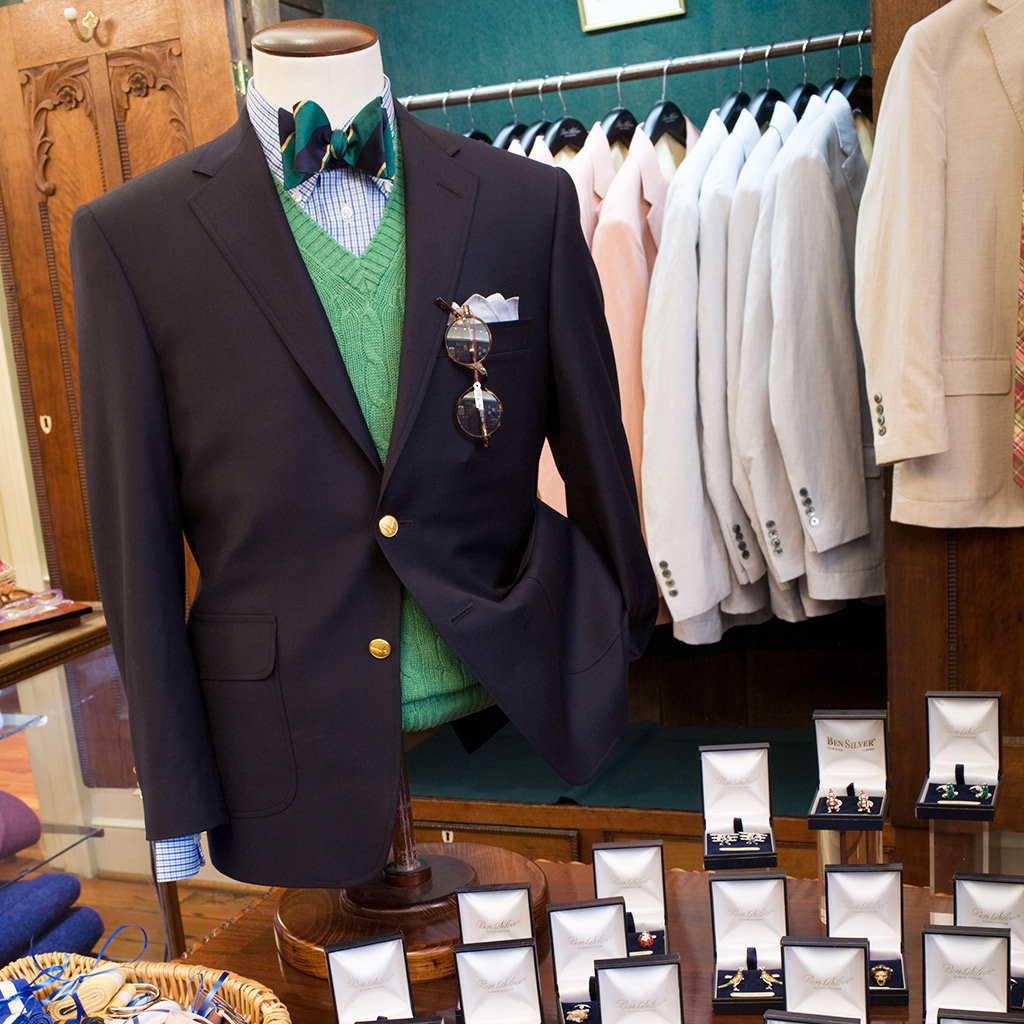 Where To Get A Suit In Charleston