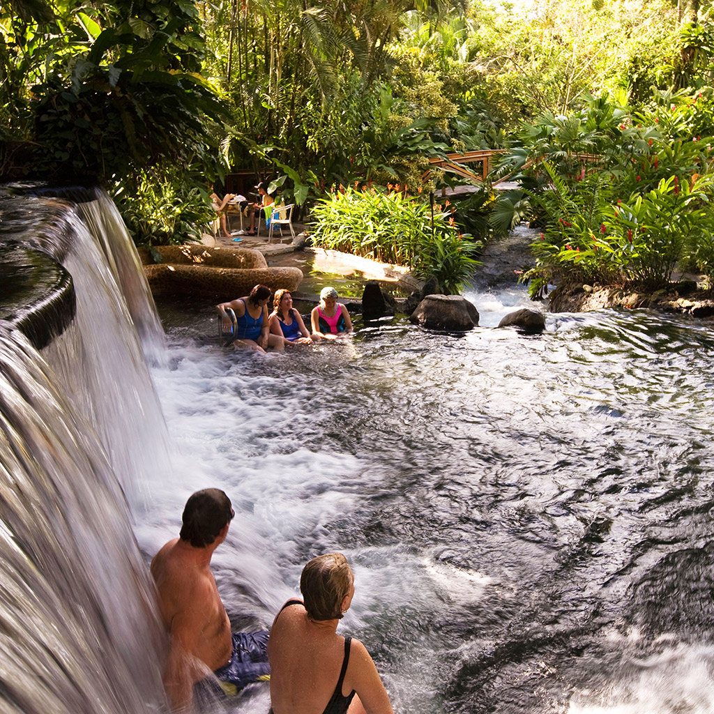 Best Hot Springs in Costa Rica