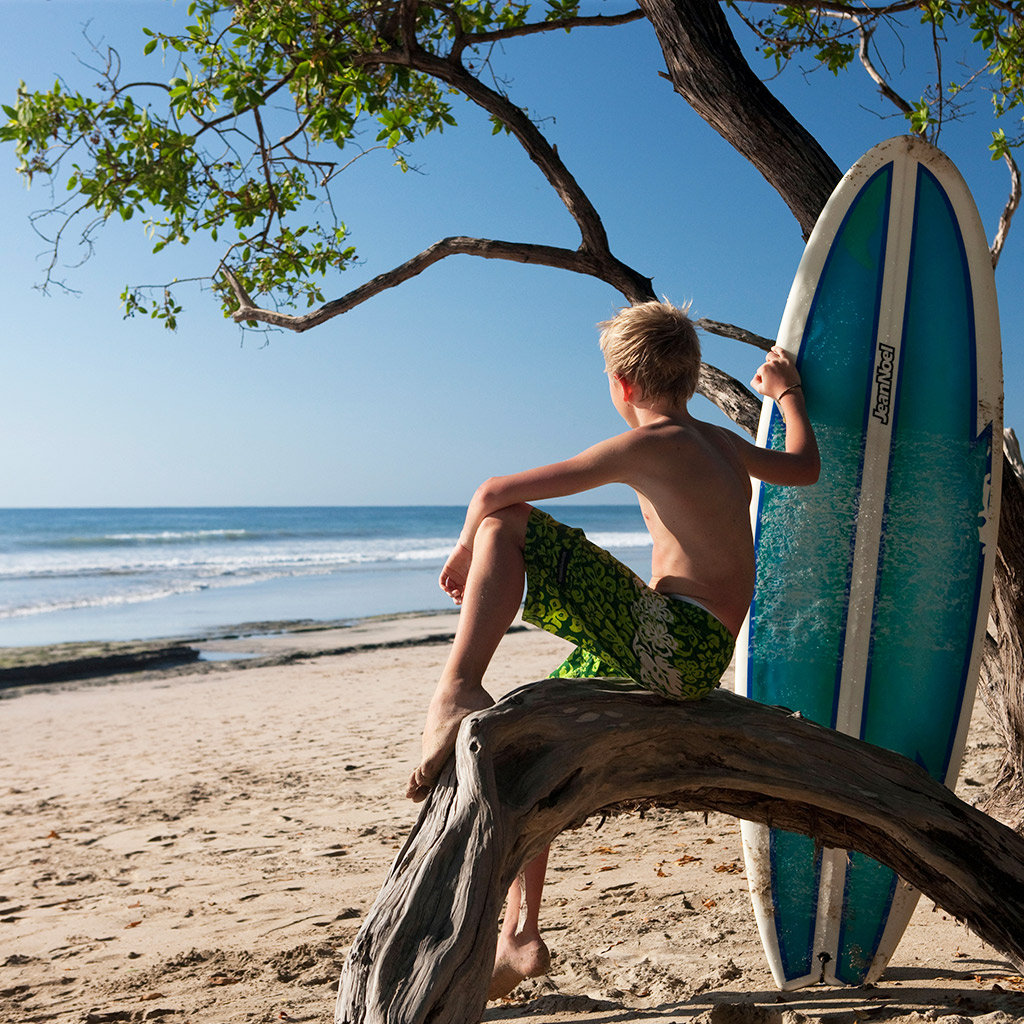 Best Surfing Beaches in Costa Rica