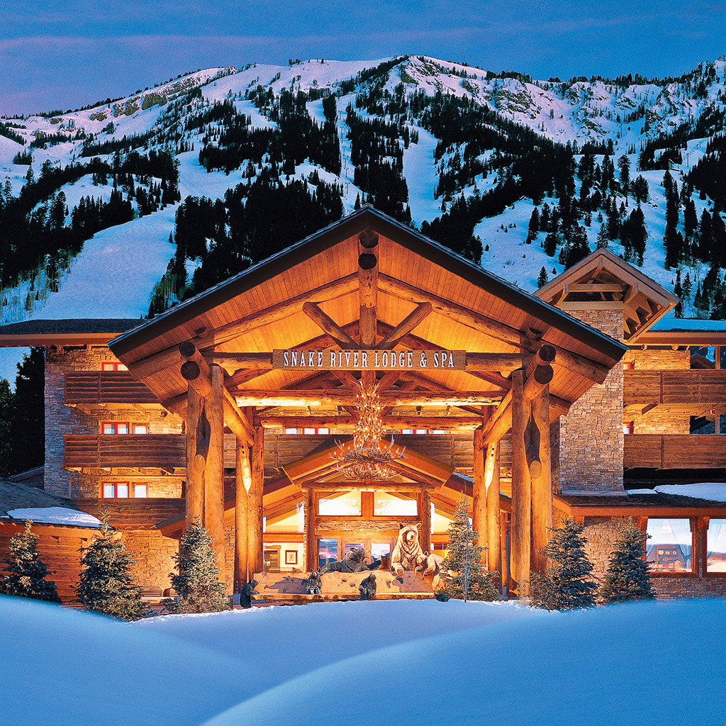 Best hotels near teton village jackson hole travel for Towns near jackson hole wyoming