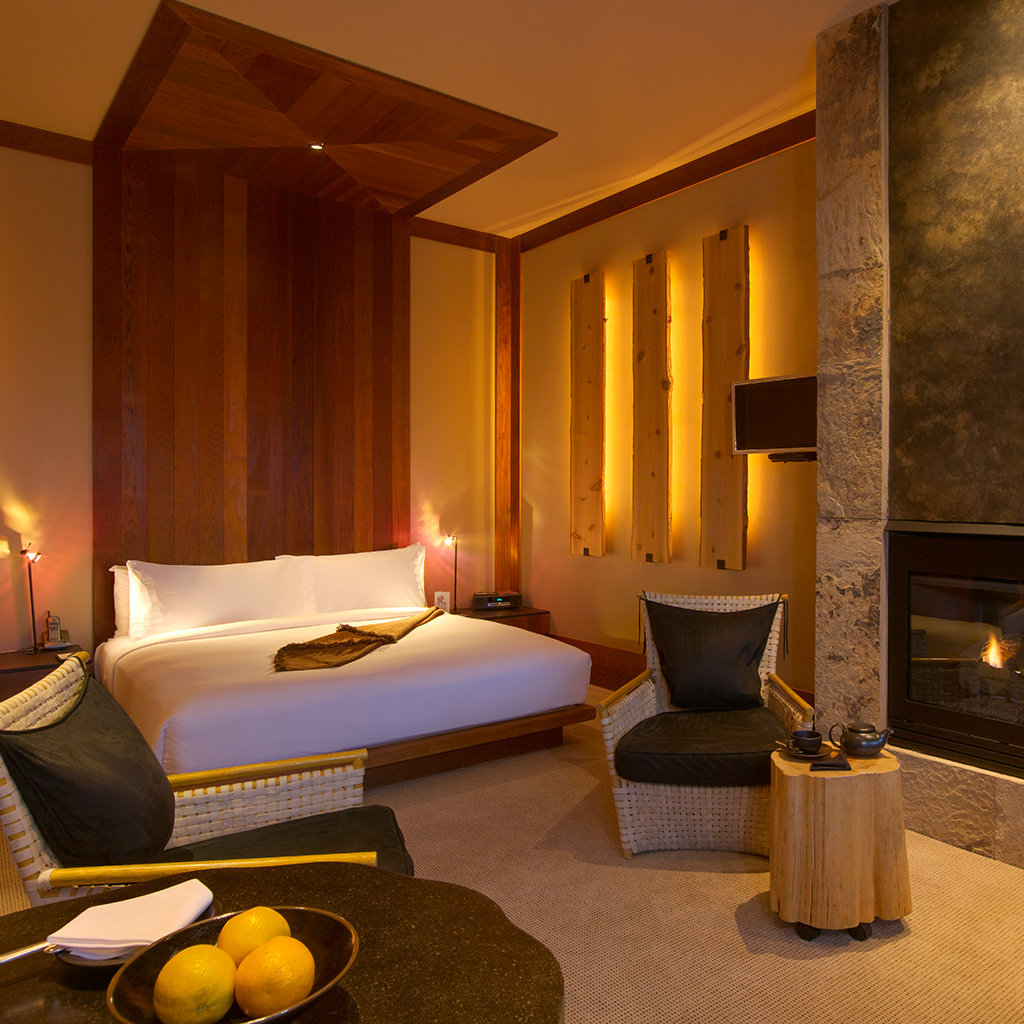Most Romantic Hotels in Jackson Hole